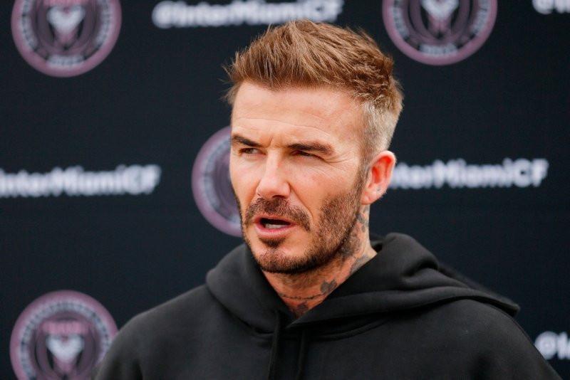 Beckham'dan PlayStation ve Xbox ile tarihi imza