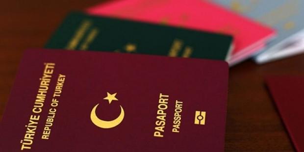 Türk vatandaşlarına vize vermeyi durdurdular!
