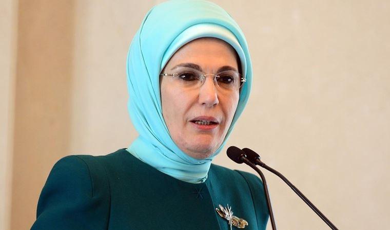 Emine Erdoğan: ''Mafya babaları, zorbalar rol model olamaz''