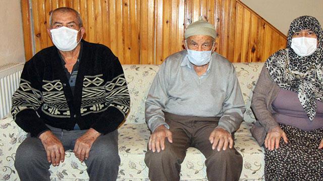 Mucize olay! 93 yaşında koronavirüsü yendi