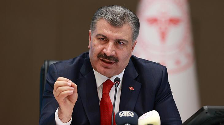 Sağlık Bakanı Fahrettin Koca'yı istifaya çağırdılar!