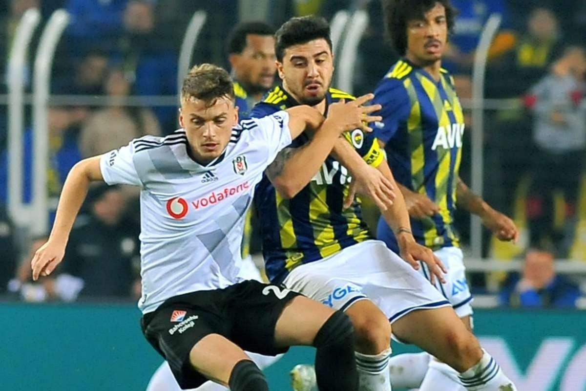 Fenerbahçe-Beşiktaş derbisinin muhtemel 11'leri