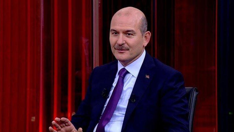 Bakan Soylu Türkiye sınırlarında kalan terörist sayısını açıkladı