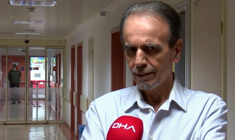 Prof. Dr. Ceyhan koronavirüs hastalarının yaptığı en büyük yanlışı açıkladı