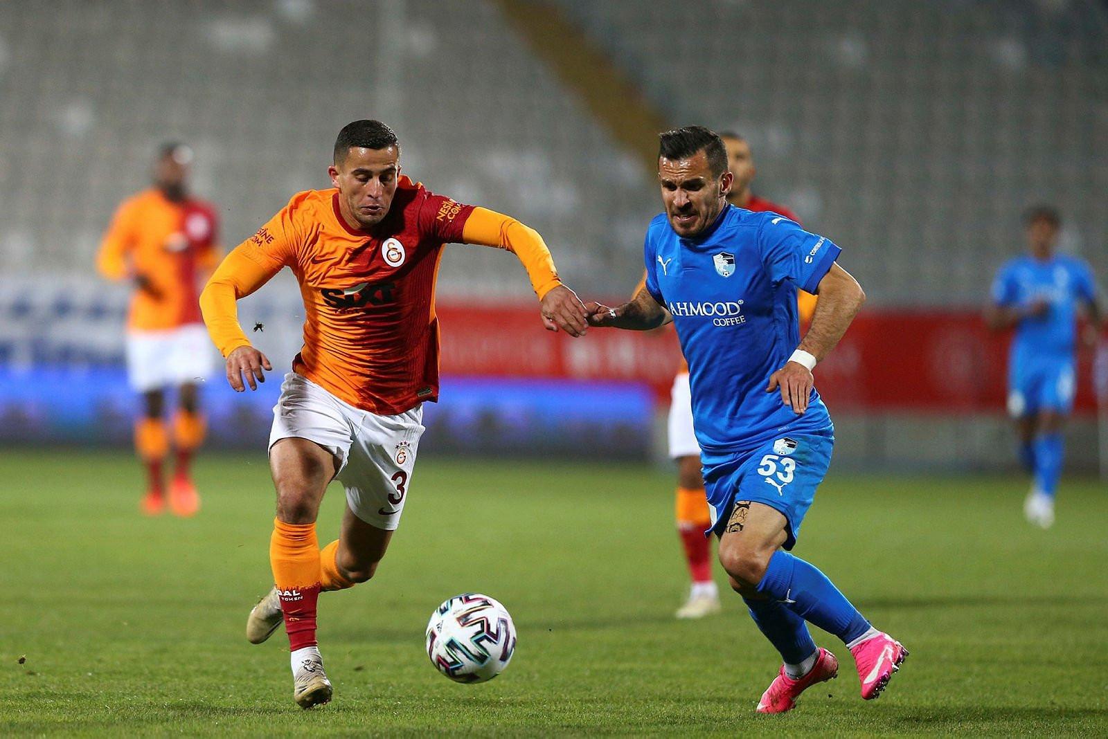 Galatasaray'dan TFF'ye korona virüsü başvurusu