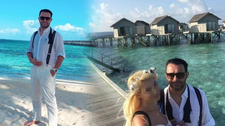 ''Asgari ücret alıyorum'' dedi, Maldivler'de fotoğrafları çıktı