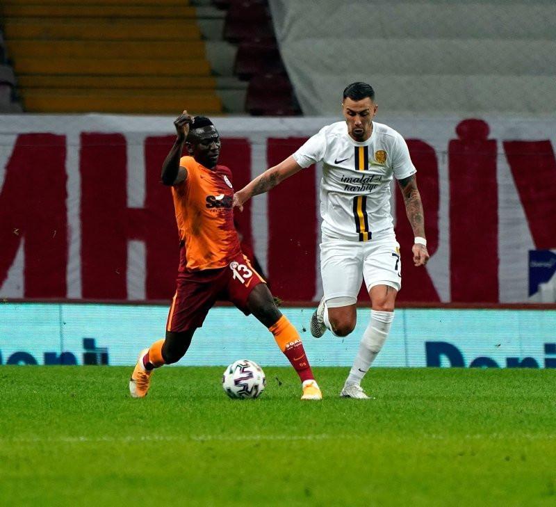 Galatasaray'ın yıldızı Etebo için karar verildi