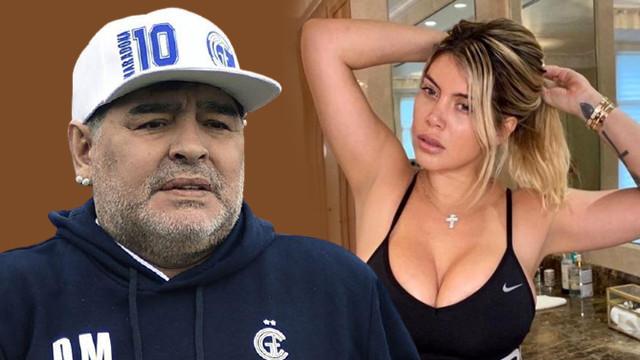 Maradona hakkında olay seks iddiası