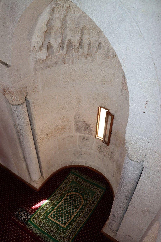 Tarihi caminin 600 yıllık deprem teknolojisi
