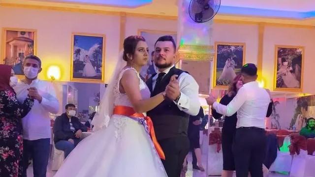 Korkunç olay! Genç kadın düğününden 4 gün sonra koronavirüsten öldü
