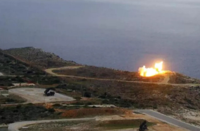 Yunanistan'dan Ege'de S-300'leri aktif etti