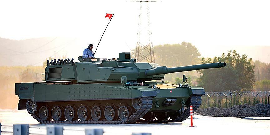 Hem yerli, hem de milli Altay tankının üretimi bakın hangi ülkeye takıldı