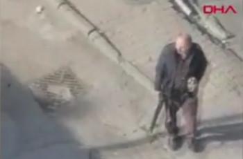 İstanbul'da pompalı dehşet! Oğlunu vurup başında bekledi