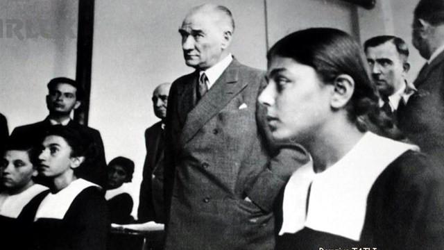 Atatürk'le çekilen fotoğrafıyla hafızalara kazınan Remziye Tatlı öldü