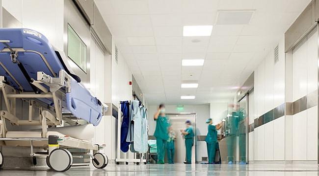 İstanbul'daki özel hastanede rezalet!