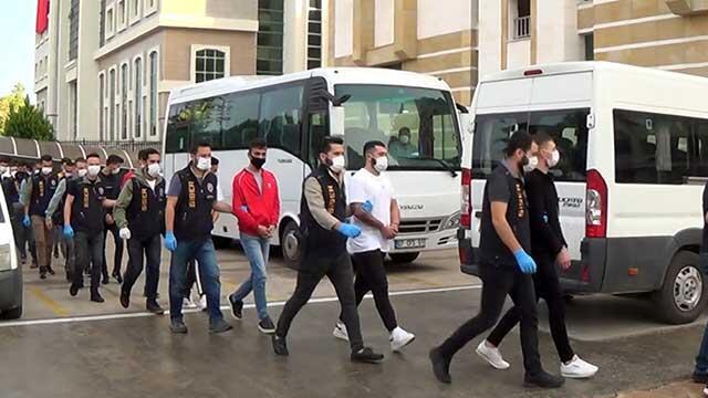 Antalya'da yasa dışı bahis operasyonu! 43 gözaltı