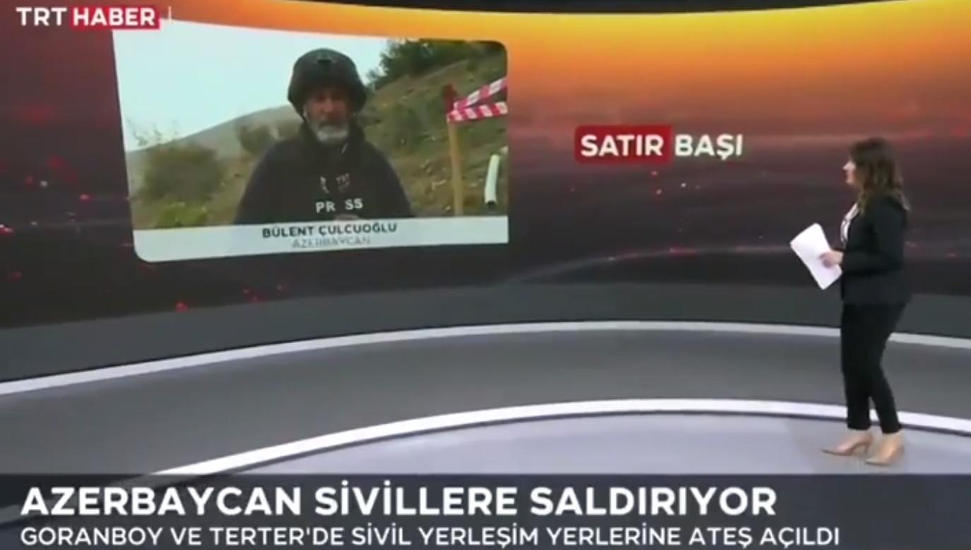 TRT'de skandal hata! Görevden alındı