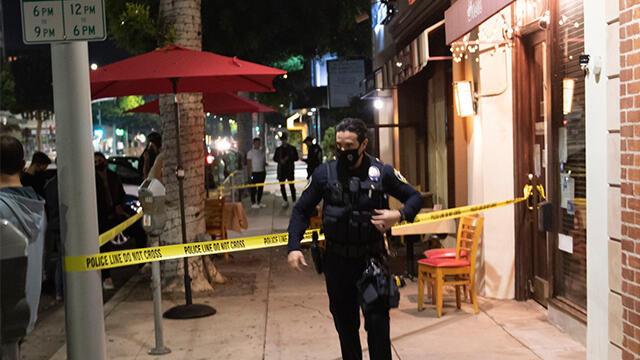 ABD'de Türk Restoranına Ermeni bir grup tarafından saldırı