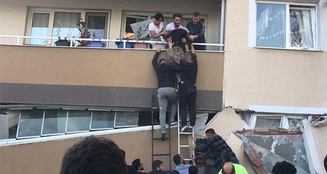 İşte İzmir depreminin Filistinli kahramanı