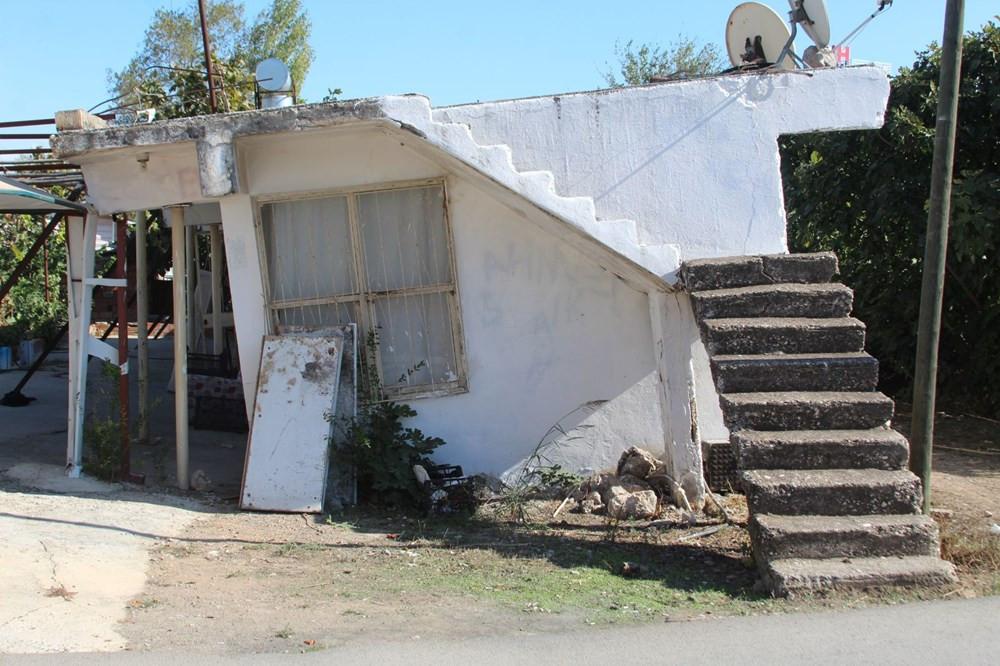 Yan yatan evlerde diken üstünde yaşıyorlar