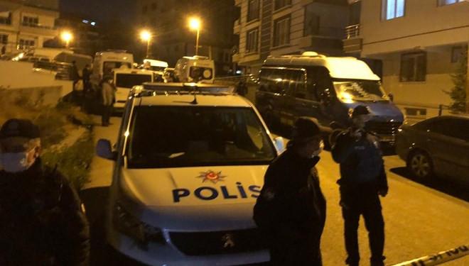 Başkentte dehşet evi: Eşini, kızını ve oğlunu öldürdü