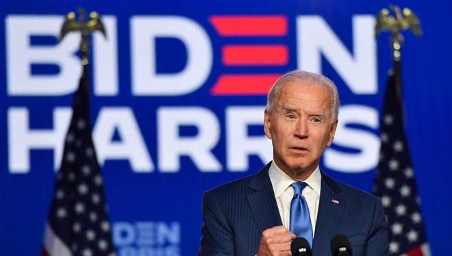 Joe Biden'den zafer konuşması!