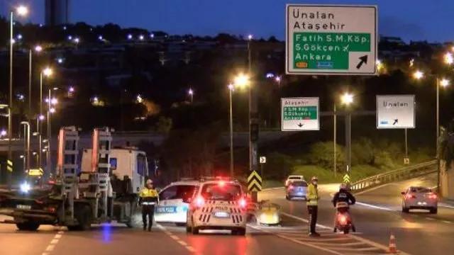 İstanbullular dikkat! 15 Temmuz Şehitler Köprüsü kapatıldı