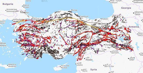 Prof. Dr. Ahmet Ercan: ''7.8 büyüklüğünde deprem geliyor''