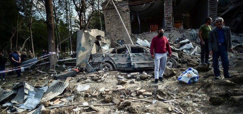 Ermenistan'dan sivil katliamı: 93 ölü, 407 yaralı