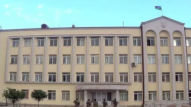 Şuşa'da 28 yıl sonra Azerbaycan bayrağı!