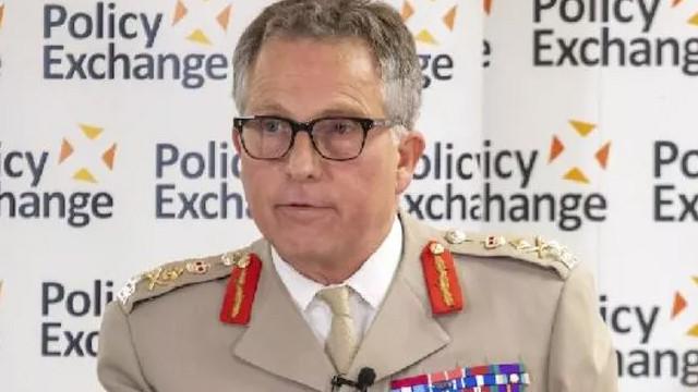 İngiltere Genelkurmay Başkanı: 3. Dünya savaşı çıkabilir