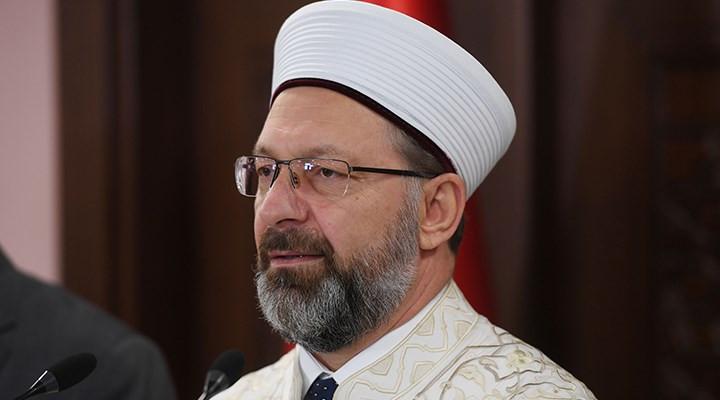 Ateizm Derneği'nden Ali Erbaş hakkında suç duyurusu