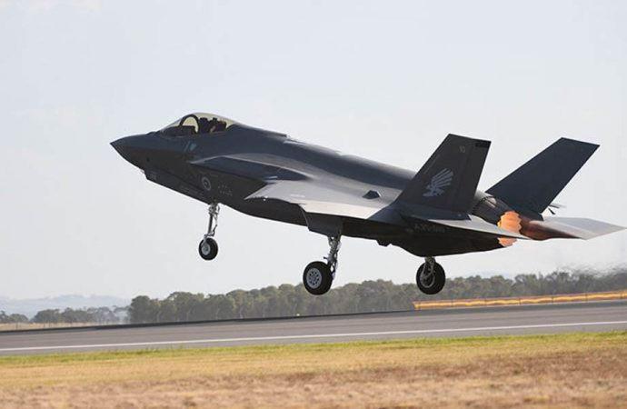 Yunanistan, Türkiye'nin projesinden çıkarıldığı F-35'i kaptı!