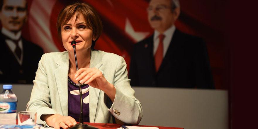 Kaftancıoğlu'ndan savcılığın kararına itiraz Kaynak: Canan Kaftancıoğlu'nda