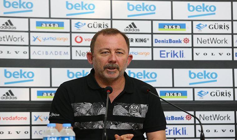 Beşiktaş Sergen Yalçın ile sözleşme uzatıyor