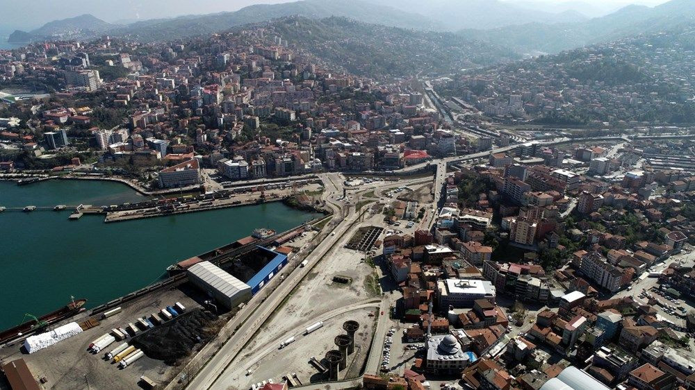Zonguldak'ta koronavirüs haritası kızardı