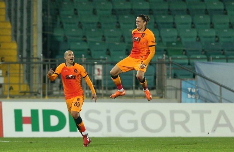 Galatasaray'a piyango