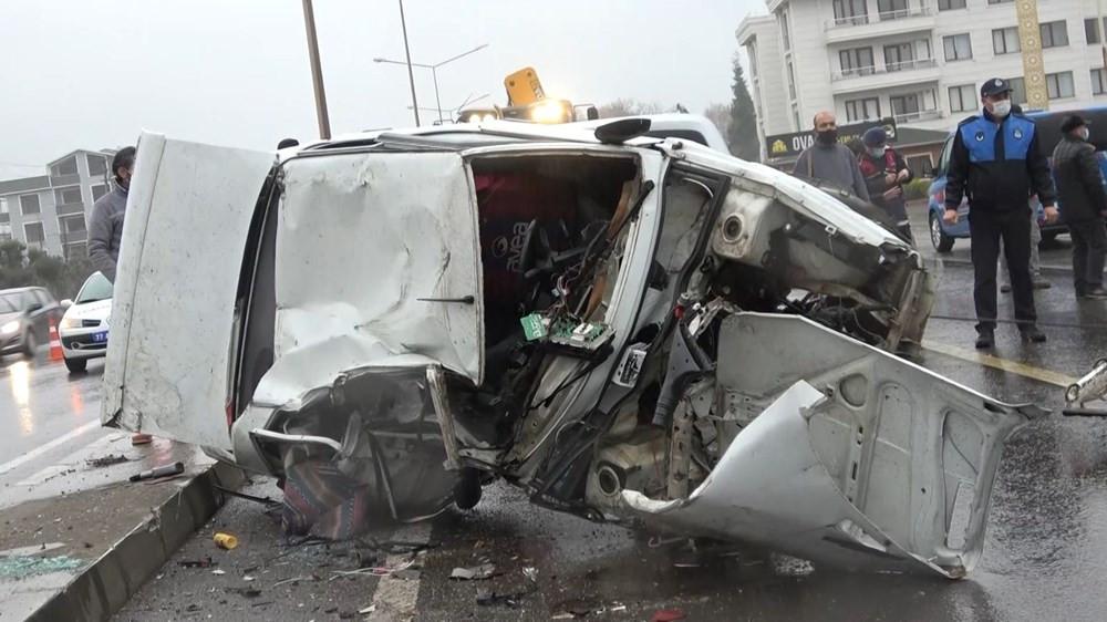 Yalova'da ortalık savaş alanına döndü: 1 ölü, 10 yaralı - Resim: 1