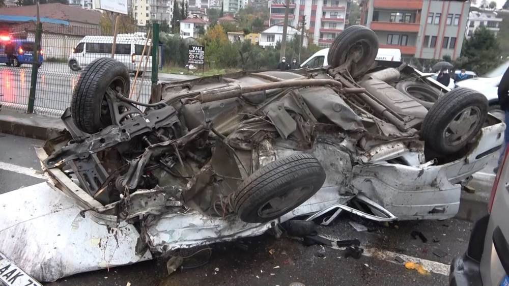 Yalova'da ortalık savaş alanına döndü: 1 ölü, 10 yaralı - Resim: 3