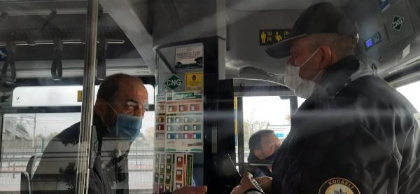 HES kodu olmadan otobüse bindi: Burada mahsur kaldım