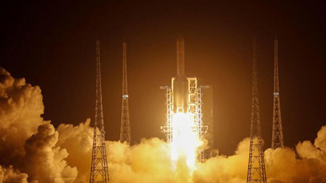 Çin'in Chang'e-5 uzay aracı aya iniş yaptı