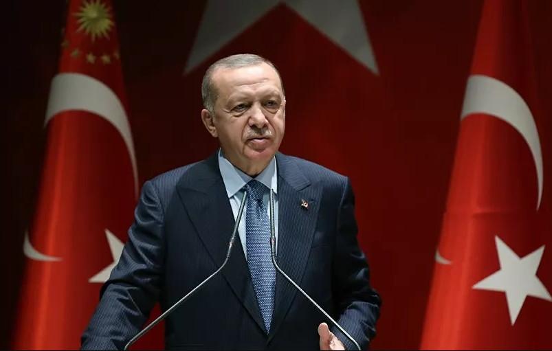 Erdoğan'dan ''insan hakları'' çıkışı