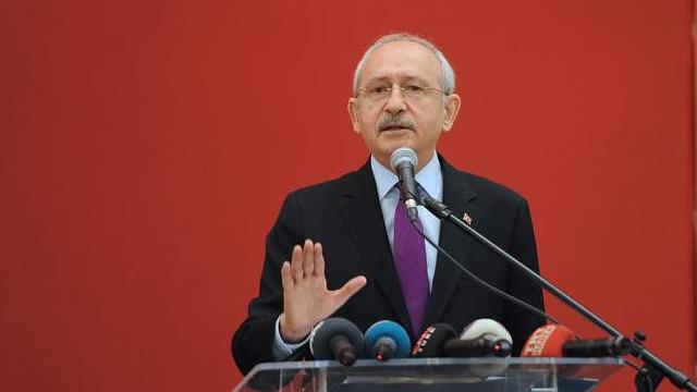 Kılıçdaroğlu: ''Cumhurbaşkanı adayımız belli''