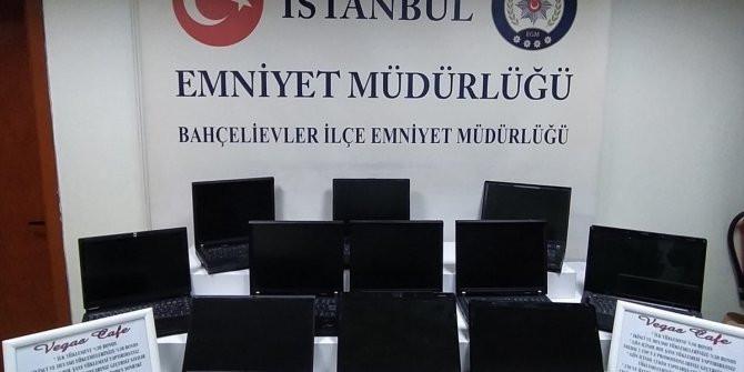 İstanbul'da sanal bahis operasyonu
