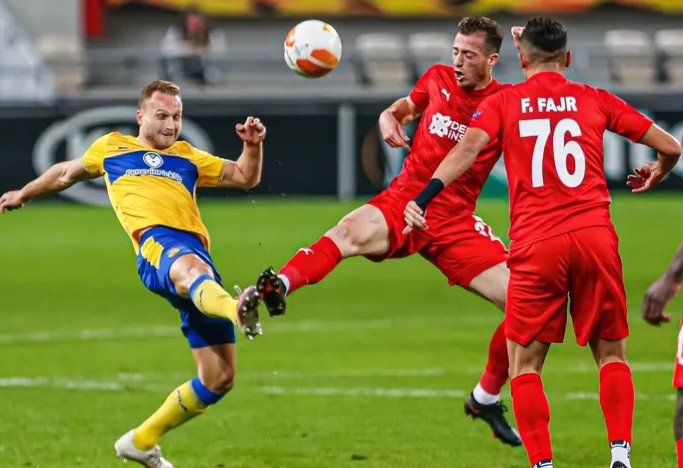 Sivasspor Avrupa Ligi'ne veda etti