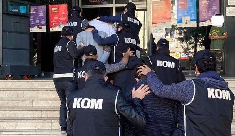 Adalet Bakanlığı'na FETÖ operasyonu: Çok sayıda gözaltı!
