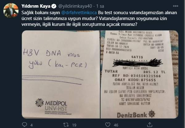 Sağlık Bakanlığı'nın kararı yine ihlal edildi
