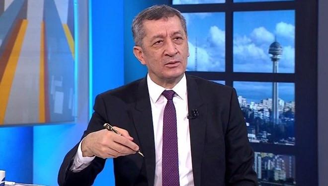 Bakan Selçuk'tan canlı yayında yüz yüze eğitim açıklaması