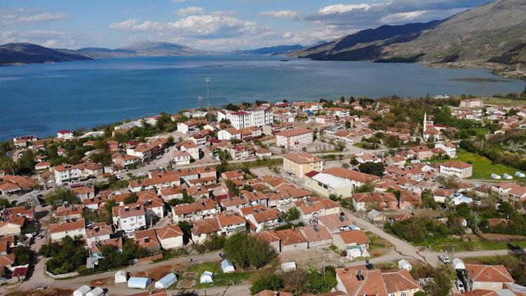 Türkiye'de su seviyesinin arttığı tek yer dikkat çekti