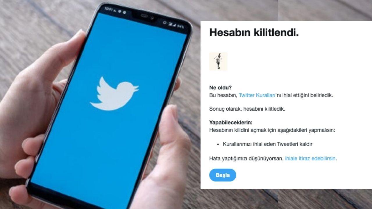 Twitter'da Nazım Hikmet şiiri paylaşan hesap bloke ediliyor!
